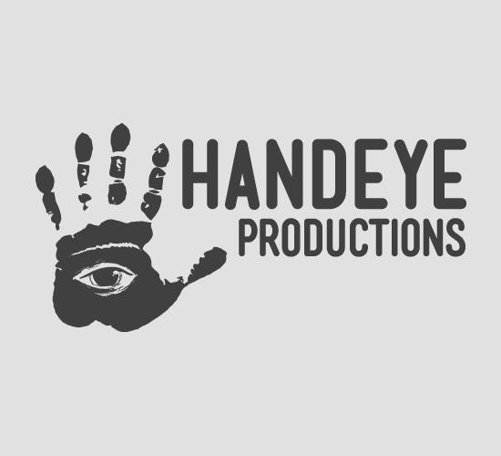 Handeye Productions branding