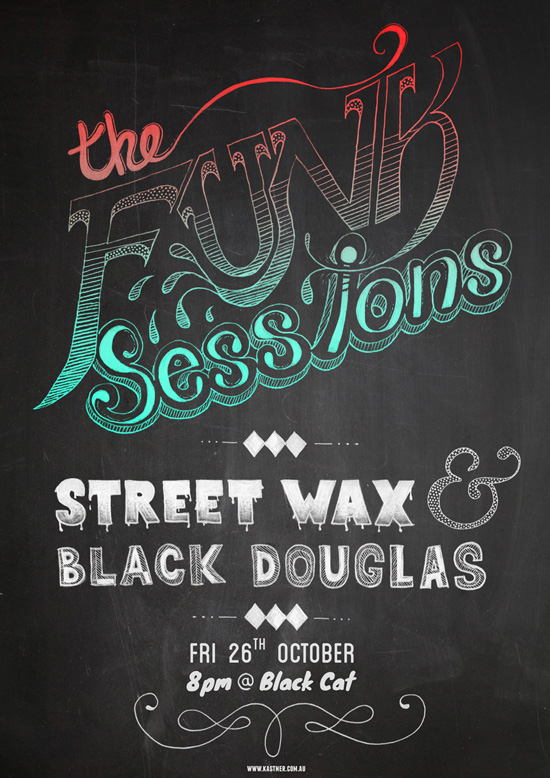 The Funk Sessions poster