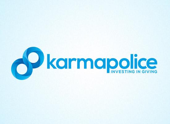 Karma Police branding